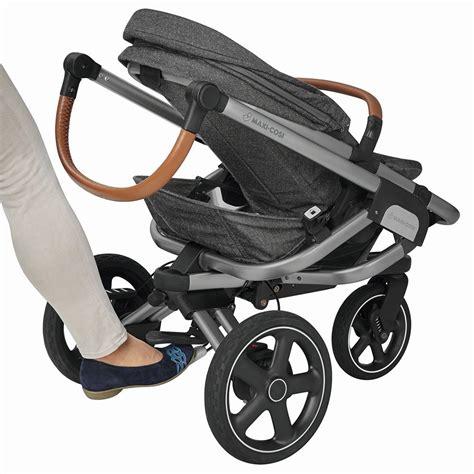 bebe confort poussette 3 roues de b 233 b 233 confort maxi cosi 15