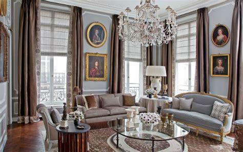 beautiful living rooms  paris