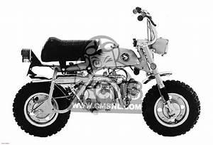 1970 Honda Z50 Wiring Diagram