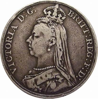 Crown British Coin Victorian Era Coins Pound