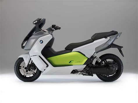 Bmw C Evolution Electric Motorcycle by 2014 Bmw C Evolution Electric Scooter Revealed
