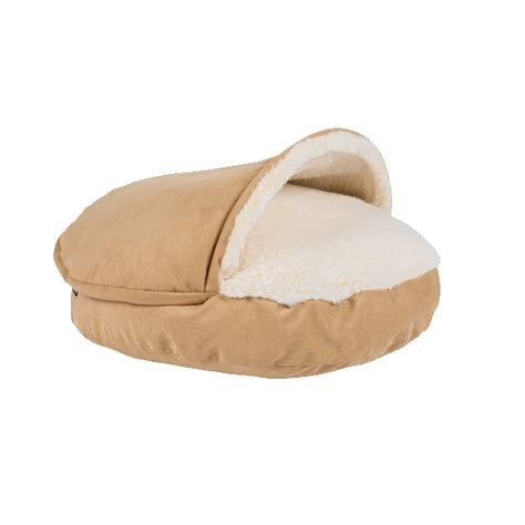 32877 snoozer cozy cave pet bed snoozer luxury cozy cave bed care 4 dogs on the go