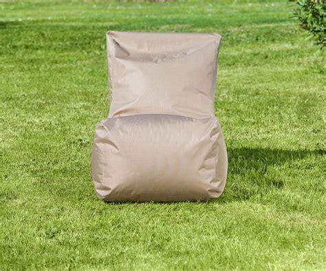 Poltrona Sacco Seat Beige