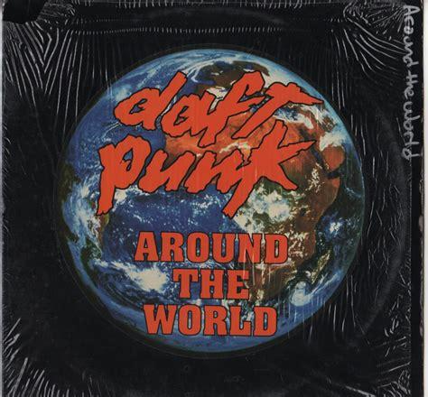 Daft Punk  Around The World (12″)  Jiggyjamz Vinyl