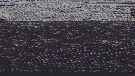 vhs glitch  tv overlay stock footage video