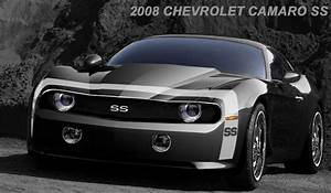 2008 Chevrolet Camaro Ss News