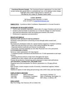 Definition Of Functional Resume by Functional Resume Definition Format Layout 60 Exles