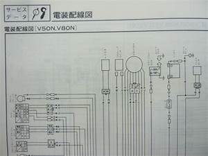 Yamaha Mate V50 Wiring Diagram Wiring Diagram And