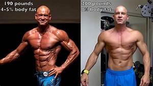2 Week Reverse Transformation Video 5  To 8  Body Fat