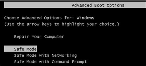 How To Start A Boat by Windows 7 8 Or 10 To Boot Into Safe Mode Without