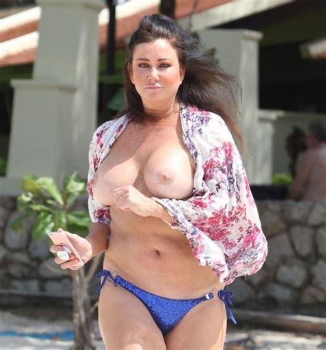 Nicole Appleton  nackt