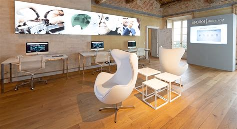 luxottica university changing  learning culture