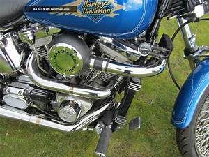 1996 Harley Davidson Softail Custom  Fxstc
