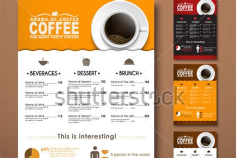 It is a document that helps present the food and. 25+ Coffee Menu Templates Free Word, PSD Designs