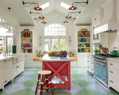 colorful country kitchens colorful country home 2015 fresh faces of design awards 2335