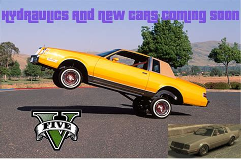 Gta 5 Online Hydraulics, And 12 New Vehicles Coming To