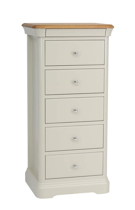 Narrow Bedroom Chest by 5 Drawer Narrow Chest Bedroom