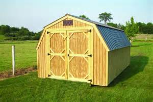 Yoder Sheds Brown City Mi by Pole Barn Amish Built Barns Llc