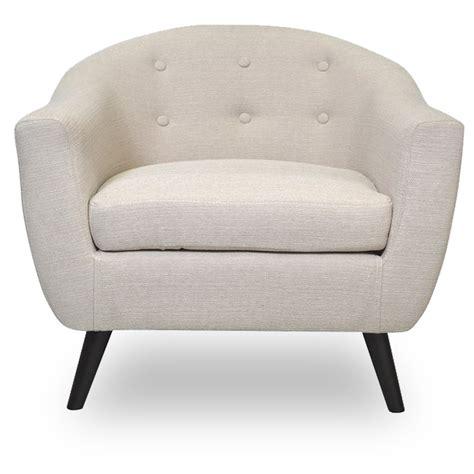 fauteuil beige design style scandinave bjort demeure et