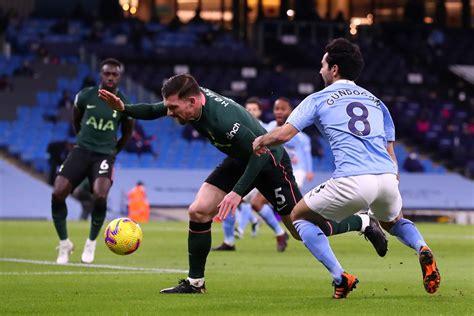 Manchester City 3-0 Tottenham Hotspur: Community Player ...