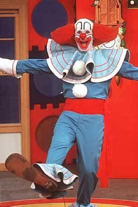 bozo  clown dies   orange county register
