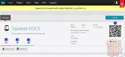 convert responsive websites into app qiksoft web services