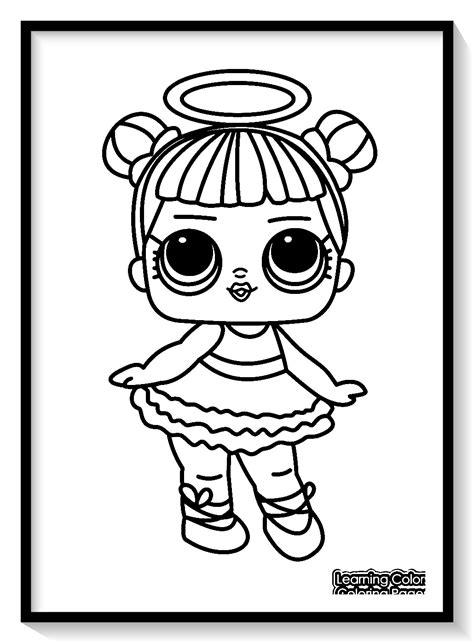 Juegos de colorear para chicas. juegos de colorear muñecas lol 🥇 Biblioteca de imágenes online