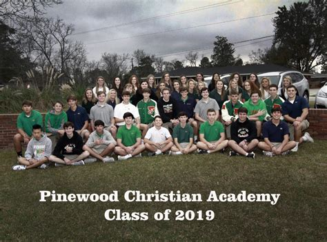 pinewood christian academy pca junior ring ceremony