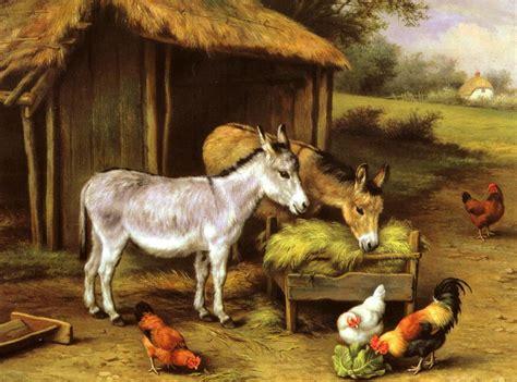 painting  edgar hunt artist edgar hunt paintings