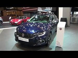 Fiat Tipo 2018 : 2018 fiat tipo sw hybrid 1 4 t jet 120 exterior and interior salon madrid auto 2018 youtube ~ Medecine-chirurgie-esthetiques.com Avis de Voitures