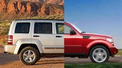 jeep nitro dodge nitro and jeep liberty to merge into one vehicle