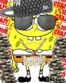 Gangsta Spongebob