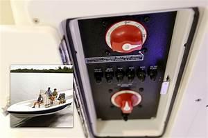 M-series Mini Dual Circuit Plus U2122 Battery Switch - Red