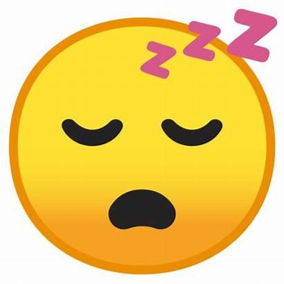 Emoji Sleeping Face Emojis Sleep Icon Android
