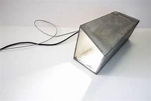 Cement ceiling lamps concrete pendant light