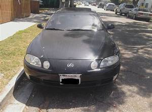 Ca 1993 Lexus Sc300 5 Spd Manual For Sale