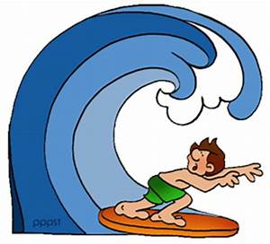 Tsunami Animation For Kids