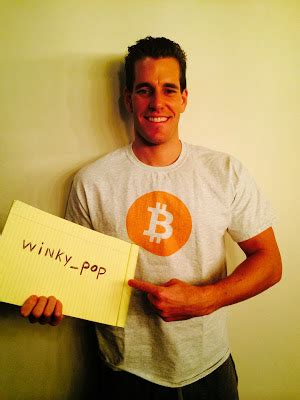 A bet on bitcoin several years ago has grown into a fortune for they have sold almost none of their original holdings. Winklevoss twin says Bitcoin valuation will top $40k - HolyTransaction's Blog