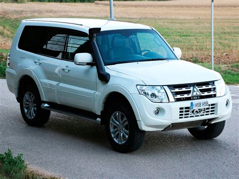 Due to the name pajero roughly translating to wanker in spanish. Snorkel Mitsubishi Pajero 4 NS / T / W Producten - 4x4 ...