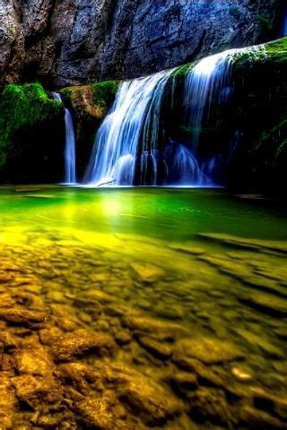 3d Wallpaper Live Hd by Hd Waterfall 3d Live Wallpaper Awesome Nature Fondos