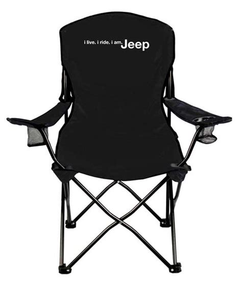 Spektor Folding Chair Live by Quot I Live I Ride I Am Quot Jeep Folding Chair Justforjeeps