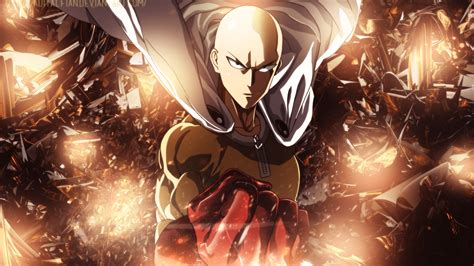 One Punch Man HD Wallpapers WallpaperSafari