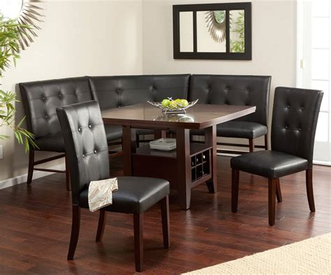 top  types  corner dining sets pictures