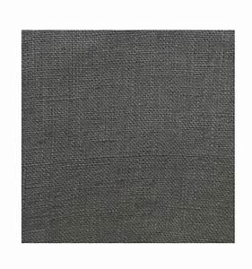 Tete De Lit Lin : t te de lit capitonn e gris tissu lin thevenon ~ Melissatoandfro.com Idées de Décoration