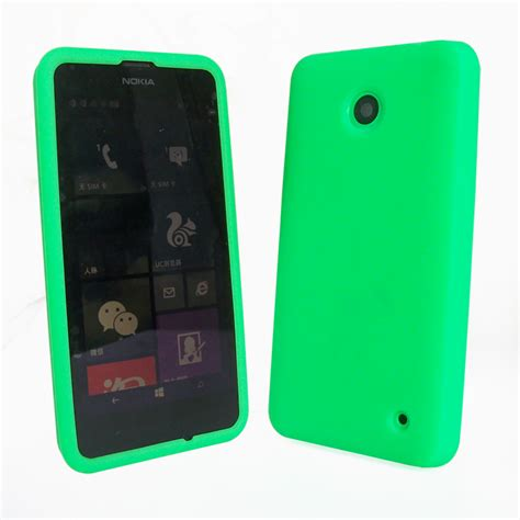 Free Mobile Cover by Case For Nokia Lumia 630 Silicone Mobile Covers Lumia 635