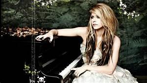 Avril Lavigne Goodbye Lullaby Album Wallpapers - 1366x768 ...