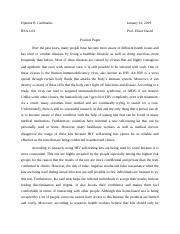 resume shs application letter  work immersion sample