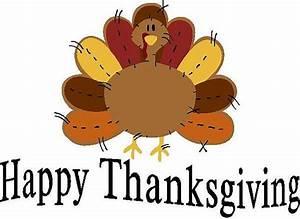 Happy Thanksgiving day clip art