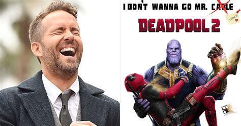 15 Hilarious Thanos Vs Deadpool Memes