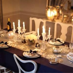 De jolies tables pour le réveillon de Noël Floriane Lemarié